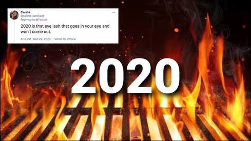 Twitter is roasting the year 2020 and we don't know whether to laugh or cry