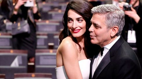 George Clooney is just like us during the pandemic — sort of