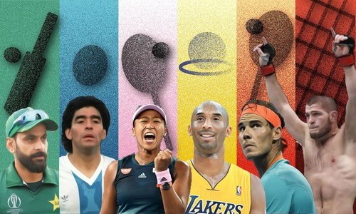 The highs, the lows and the bizarre: Top stories from the world of sports in 2020