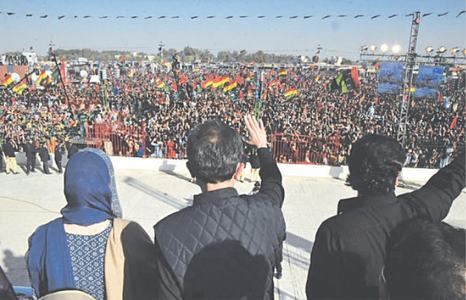Long march if Imran doesn't quit by Jan 31: Bilawal