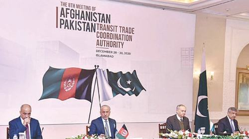 Pak-Afghan trade to boost regional integration: Razak