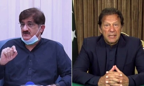 Sindh CM complains to PM about short supply of gas
