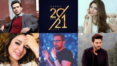 Celebrity 2021 New Year's resolutions you should steal