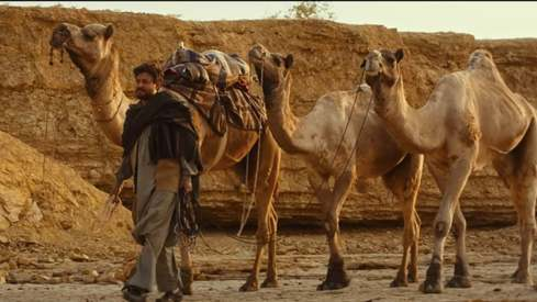 Irrfan Khan's Song of Scorpions is gearing up for release