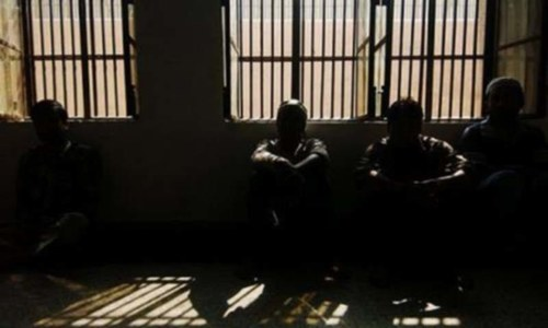 Lawyers slap murder, necrophilia suspects in Lahore court