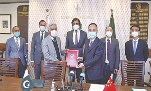 China to provide $100m grant for road project