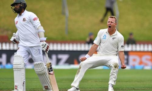 Broken-toe hero Wagner ruled out of final Pakistan Test
