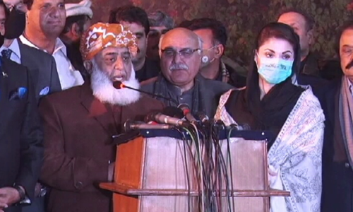 PDM's long march to Islamabad could also be to Rawalpindi: Fazl