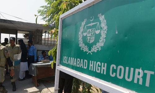 IHC fines  govt officials Rs10m in missing  person case