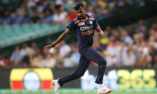 India add Natarajan in Test squad for injured Yadav