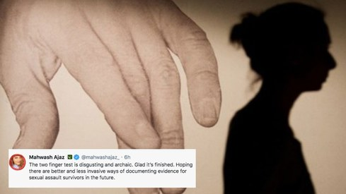 Twitter celebrates as Lahore High Court declares archaic two-finger test illegal