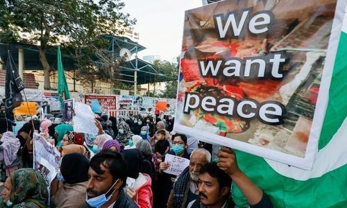 UN leaders condemn Mach terrorist attack