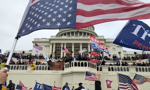 'Disgraceful scenes': World leaders condemn 'assault on democracy' at US Capitol