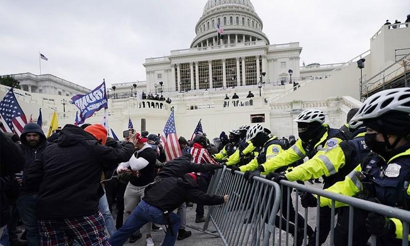 کیپیٹل ہل کیا ہے اور وہاں مظاہرے کیوں ہو رہے ہیں؟