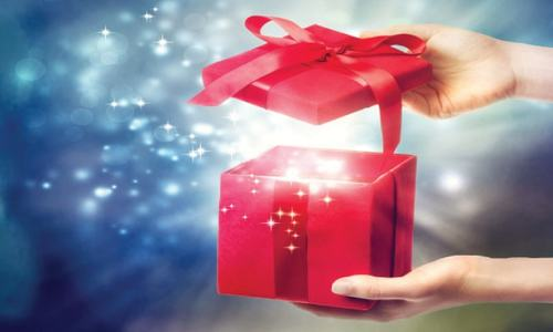 The power of gifts
