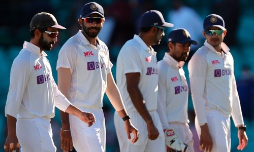 India players allegedly suffer racial abuse from crowd in Sydney Test: report