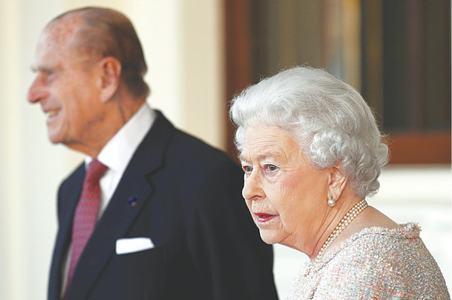 Queen Elizabeth, Prince Philip given Covid-19 jab