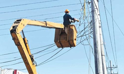 What blights Pakistan's electricity system?