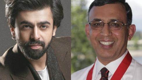 Farhan Saeed is all praise for Dr Omar Atiq who paid $650,000 worth of his patients' debt