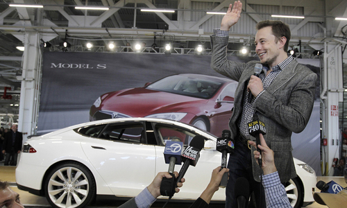 Tesla takes another step on road to launch in India