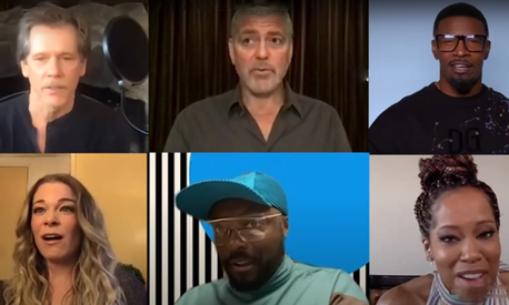 What would George Clooney, Jamie Foxx and other celebs do if made president?