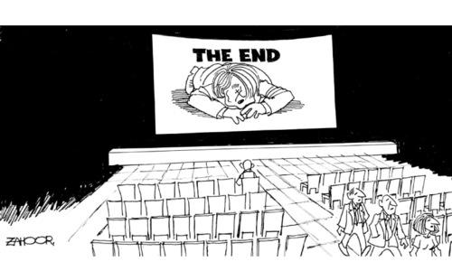 Cartoon: 15 January, 2021