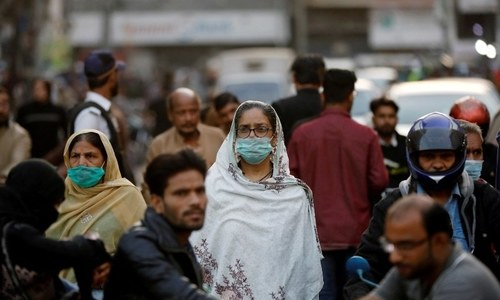 Covid-19 infection rate reaches 9pc in Lahore