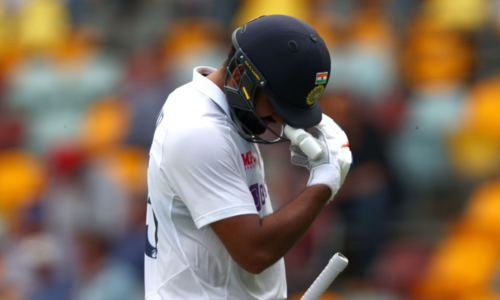 Australia frustrated as rain dampens decider Test against India