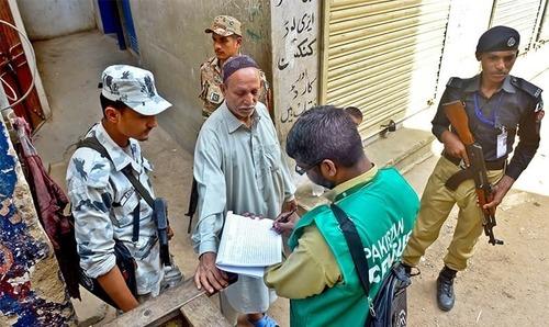 پی ٹی آئی اور ایم کیو ایم پاکستان کا 'جلد' مردم شماری کرانے پر اتفاق