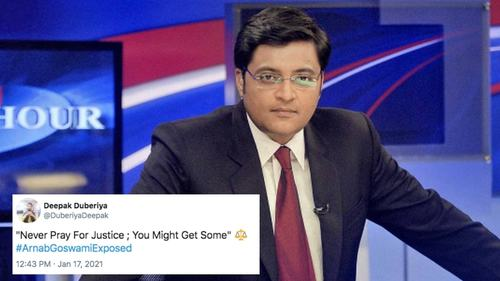 'WhatsAppLeaks' trends as Arnab Goswami finds himself in hot waters following Balakot revelations