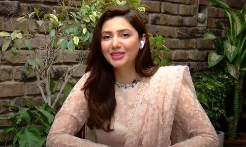 ماہرہ خان کا رواں برس ڈراما انڈسٹری میں واپسی کا اعلان