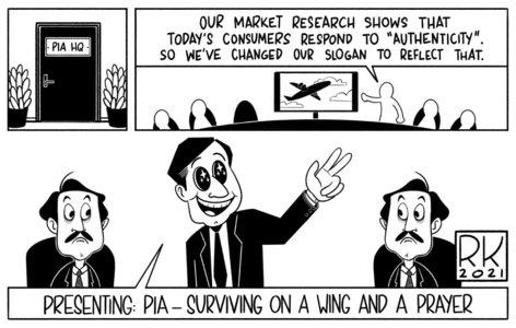 Cartoon: 17 January, 2021
