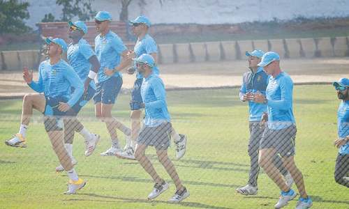 Proteas clear Covid-19 tests, undergo first practice session