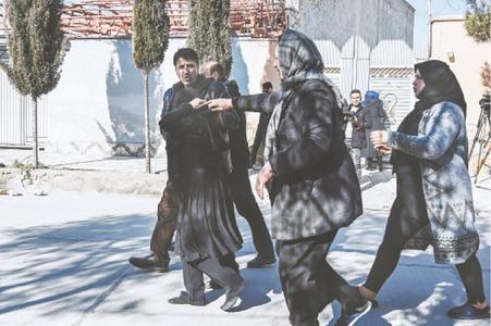 Two Afghan women judges assassinated in Kabul ambush