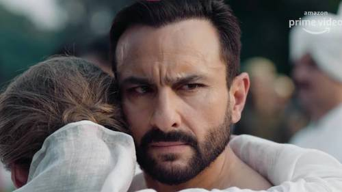 Amazon faces backlash from BJP lawmakers over Saif Ali Khan-starrer web series Tandav
