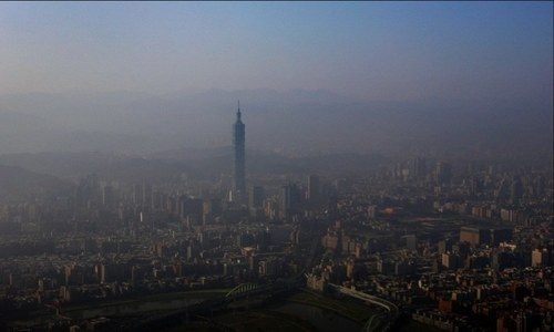 تائیوان کے معاملے پر 'ناگوار' سلوک کرنے پر امریکی حکام کو پابندیوں کا سامنا کرنا پڑے گا، چین