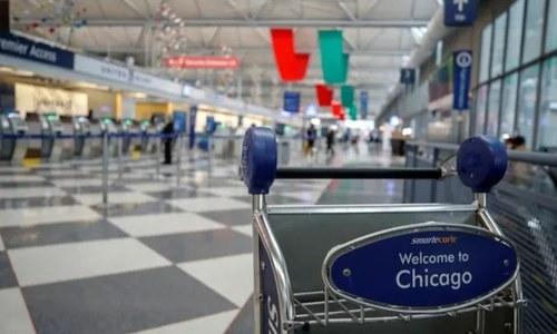 کووڈ کے خوف سے 3 ماہ تک ایئرپورٹ میں چھپا رہنے والا مسافر