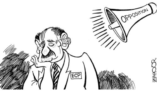 Cartoon: 19 January, 2021