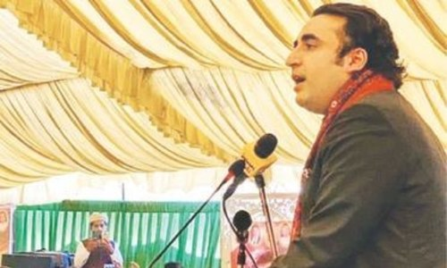 Bilawal opens 'Labour City' in Sukkur