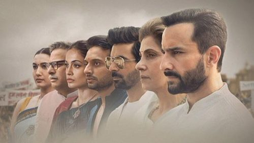 Makers of Saif Ali Khan-starrer Amazon web series issue 'unconditional apology' following BJP uproar