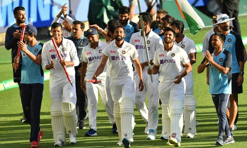 'Greatest Test victory': India's Gabba heroics light up social media