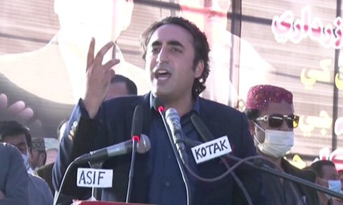 Bilawal asks ECP to respond to allegation of PTI's foreign funding
