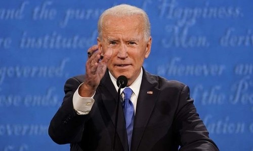 Can Biden remake America while binding its wounds?
