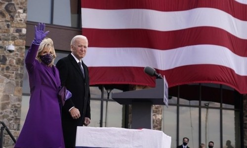 No parties, no crowds — all the ways Joe Biden's inauguration as US president is different from previous ones