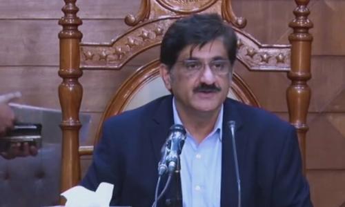 PPP slams graft case against Murad, blames NAB for political vendetta