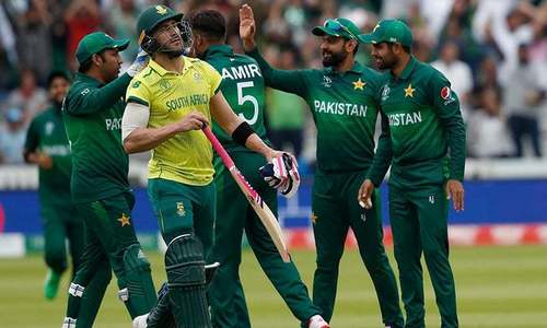 پاکستان کیخلاف ٹی20 سیریز کے لیے جنوبی افریقی اسکواڈ کا اعلان