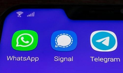 واٹس ایپ، ٹیلیگرام اور سگنل میں کونسی ایپ بہتر؟