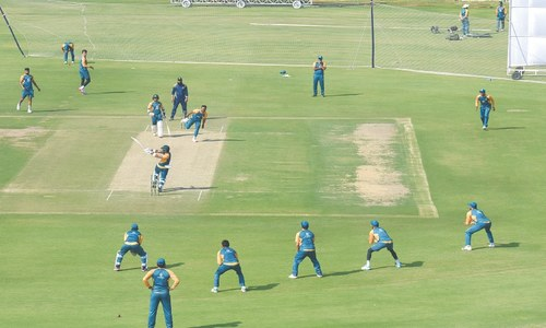 Pakistan launch preparation for SA Test with extensive training session