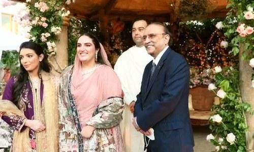 بختاور بھٹو کی شادی رواں ماہ کے اختتام تک ہونے کی خبریں