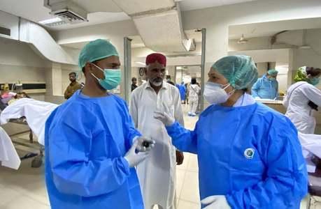 ملک میں کورونا وائرس سے مزید ایک ہزار 745 متاثر، 47 انتقال کر گئے